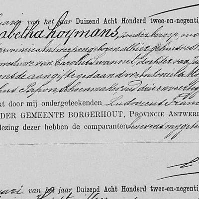 AnnaElisabethaHoymans19021892Borgerhout