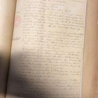Notarisakte Carolus Suanet - pagina 1 van 6