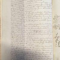 Notarisakte Petrus Josephus Suanet pagina 2 van 3